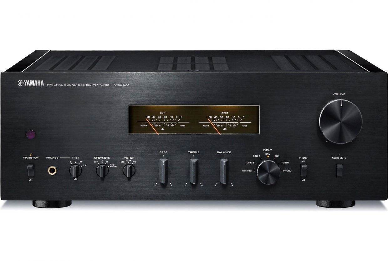 How to set up a stereo amplifier