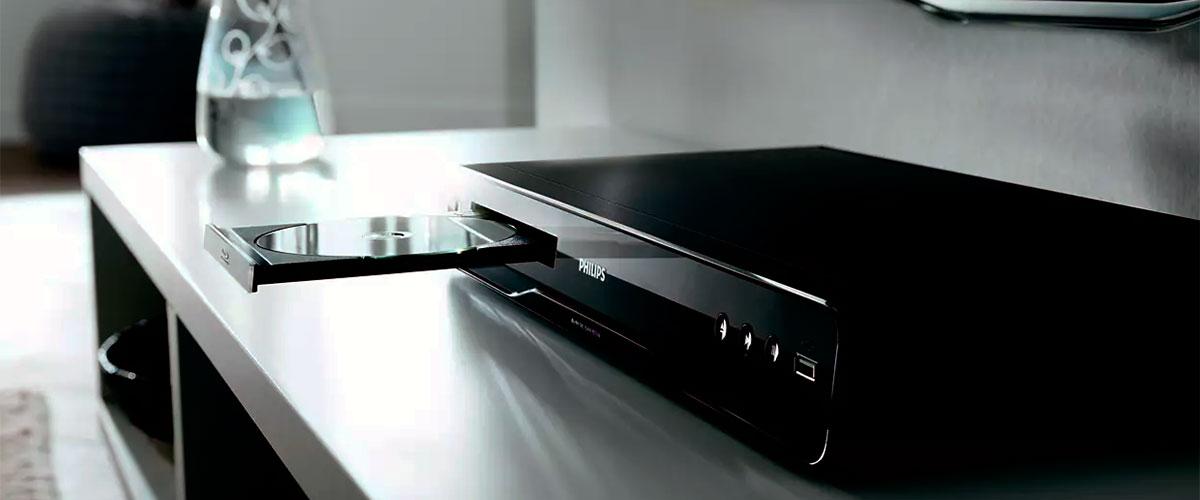 Blu ray player Philips